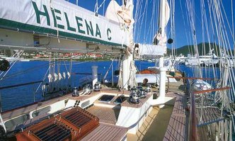Malcolm Miller yacht charter John Lewis & Sons Sail Yacht