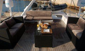 Sea Seven yacht charter CNL - Cantieri Navali Lavagna Motor Yacht