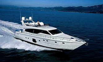 One More Time yacht charter Ferretti Yachts Motor Yacht