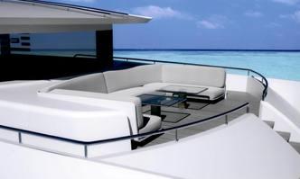 Endeavour 2 yacht charter Rossinavi Motor Yacht