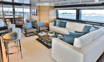 Bon Vivant yacht charter Codecasa Motor Yacht