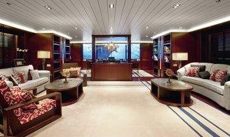 Galileo G yacht charter Picchiotti Motor Yacht