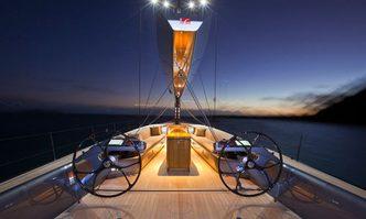 Aegir yacht charter Carbon Ocean Yachts Sail Yacht