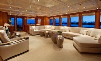 Milk and Honey yacht charter Palmer Johnson Motor Yacht