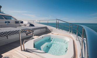 'H yacht charter Benetti Motor Yacht