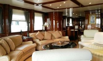 Satine yacht charter Benetti Motor Yacht