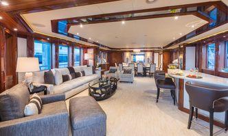 Chasing Daylight yacht charter Westport Yachts Motor Yacht