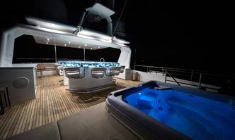 Sea Axis yacht charter Heesen Motor Yacht