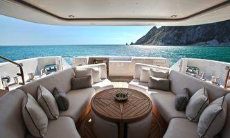 Alalya yacht charter ISA Motor Yacht