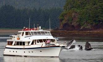 Alaskan Story yacht charter Westport Yachts Motor Yacht