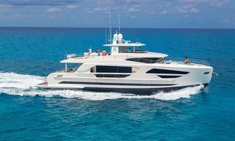 Angeleyes yacht charter Horizon Motor Yacht
