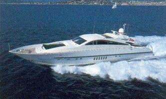 Moon Glider yacht charter Leopard Motor Yacht