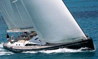 Virago yacht charter Nautor's Swan Sail Yacht