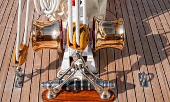 Croce del Sud yacht charter Martinolich Sail Yacht