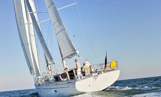 Helene yacht charter K&M Yachts Sail Yacht