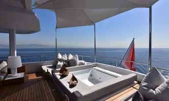 Life Saga yacht charter Heesen Motor Yacht