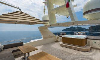 Cloud Atlas yacht charter Lloyds Ships Motor Yacht