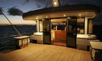 Pure Adrenalin yacht charter Azzura Yachts Motor Yacht