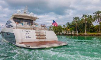 Divas Del Mar yacht charter Viking Yachts Motor Yacht