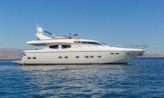 Amoraki yacht charter Posillipo Motor Yacht