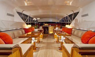 Mamba yacht charter Overmarine Motor Yacht
