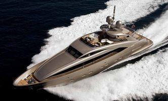 Soiree yacht charter ISA Motor Yacht