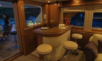 Sea Raes yacht charter Farocean Marine Motor Yacht