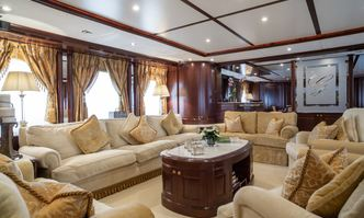 Giorgia yacht charter Benetti Motor Yacht