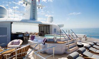 Invictus yacht charter Delta Marine Motor Yacht