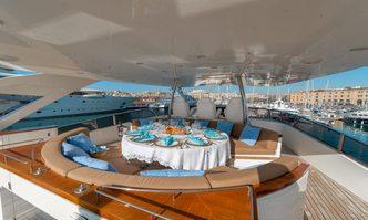 Grace yacht charter Astondoa Motor Yacht