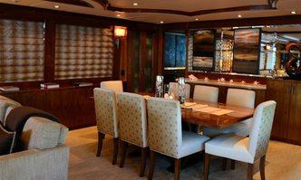Lady Deena II yacht charter Hargrave Motor Yacht