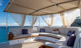 Odyssey III yacht charter Benetti Motor Yacht