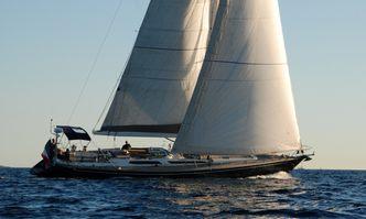 Pixelion yacht charter Baltic Yachts Sail Yacht