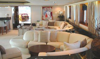 Esmeralda yacht charter Codecasa Motor Yacht