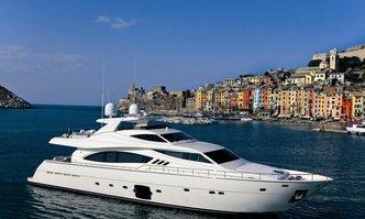 Maxi Beer yacht charter Ferretti Yachts Motor Yacht