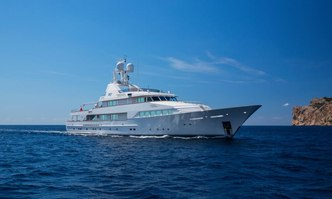 Legacy V yacht charter Feadship Motor Yacht