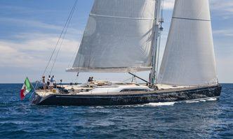 SOLLEONE III yacht charter Nautor's Swan Sail Yacht