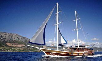 Andjeo yacht charter Custom Motor/Sailer Yacht