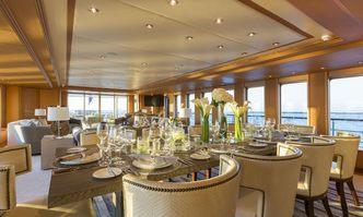 Ice 5 yacht charter Turquoise Yachts Motor Yacht