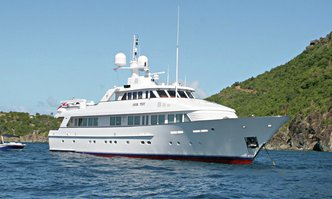 Lady Victoria yacht charter Feadship Motor Yacht