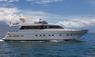 Bernadette yacht charter Canados Motor Yacht