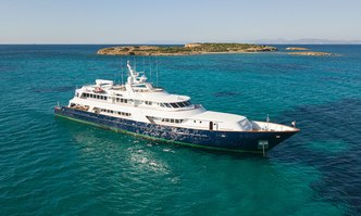 Wind of Fortune yacht charter CRN Motor Yacht