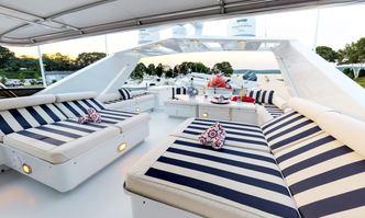 Independence 3 yacht charter Broward Motor Yacht