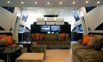 Lis yacht charter Leopard Motor Yacht