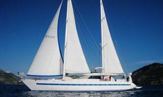 Angelo II yacht charter Kose Motor/Sailer Yacht