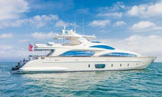 Amanecer yacht charter Azimut Motor Yacht