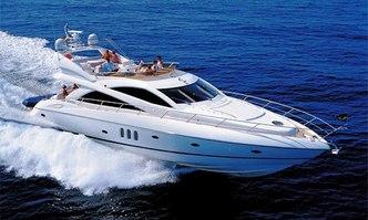 Koko yacht charter Sunseeker Motor Yacht