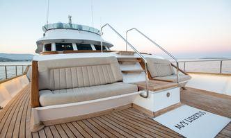 Libertus yacht charter Benetti Motor Yacht