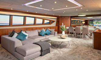 San LiMi yacht charter Yener Motor/Sailer Yacht