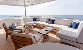 Lady M yacht charter Sunseeker Motor Yacht